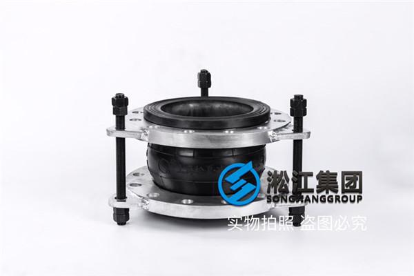 水处理技术10kg缠绕型橡胶膨胀节水泵配件